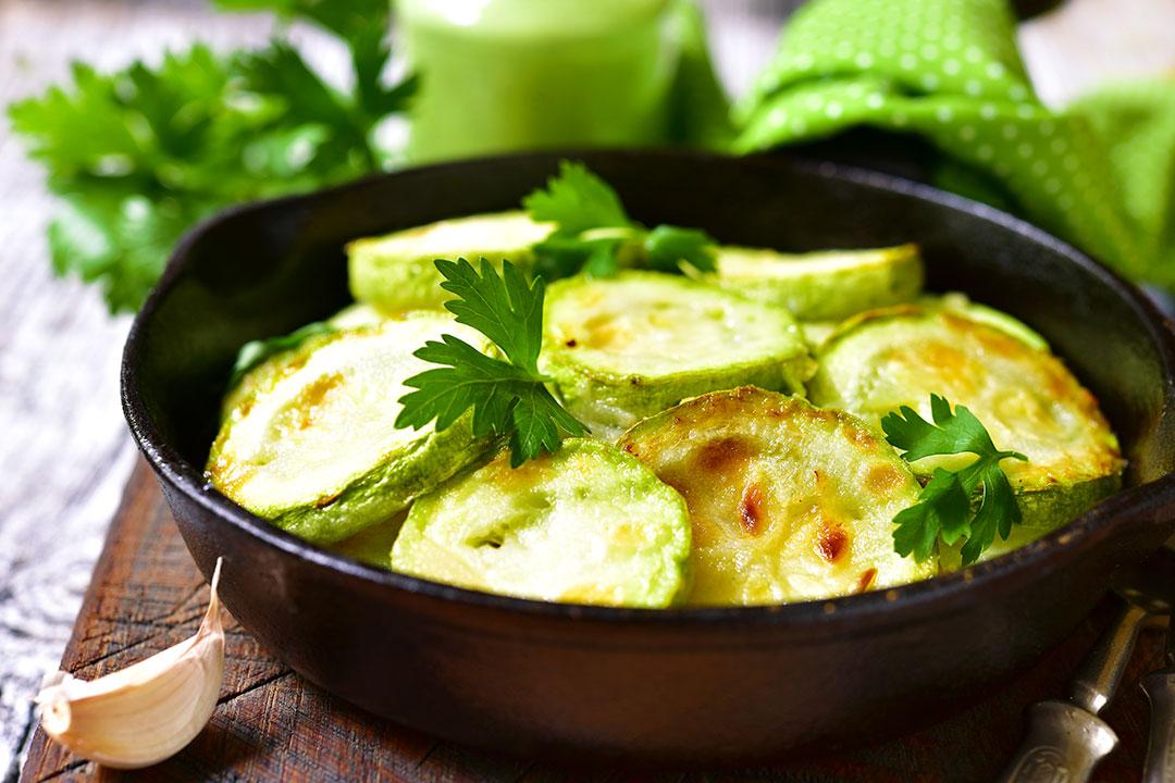 Cacerola de Zucchini