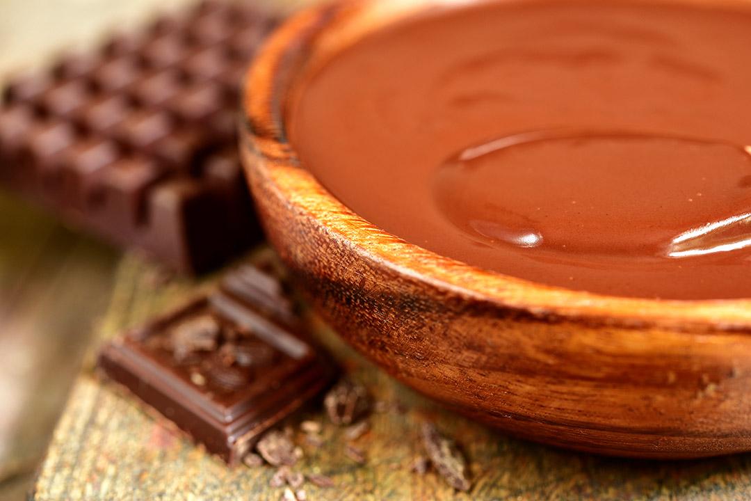 Dip de Amaretto y Chocolate