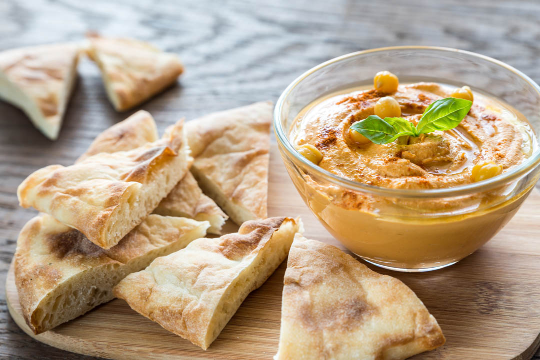 Hummus de Auyama