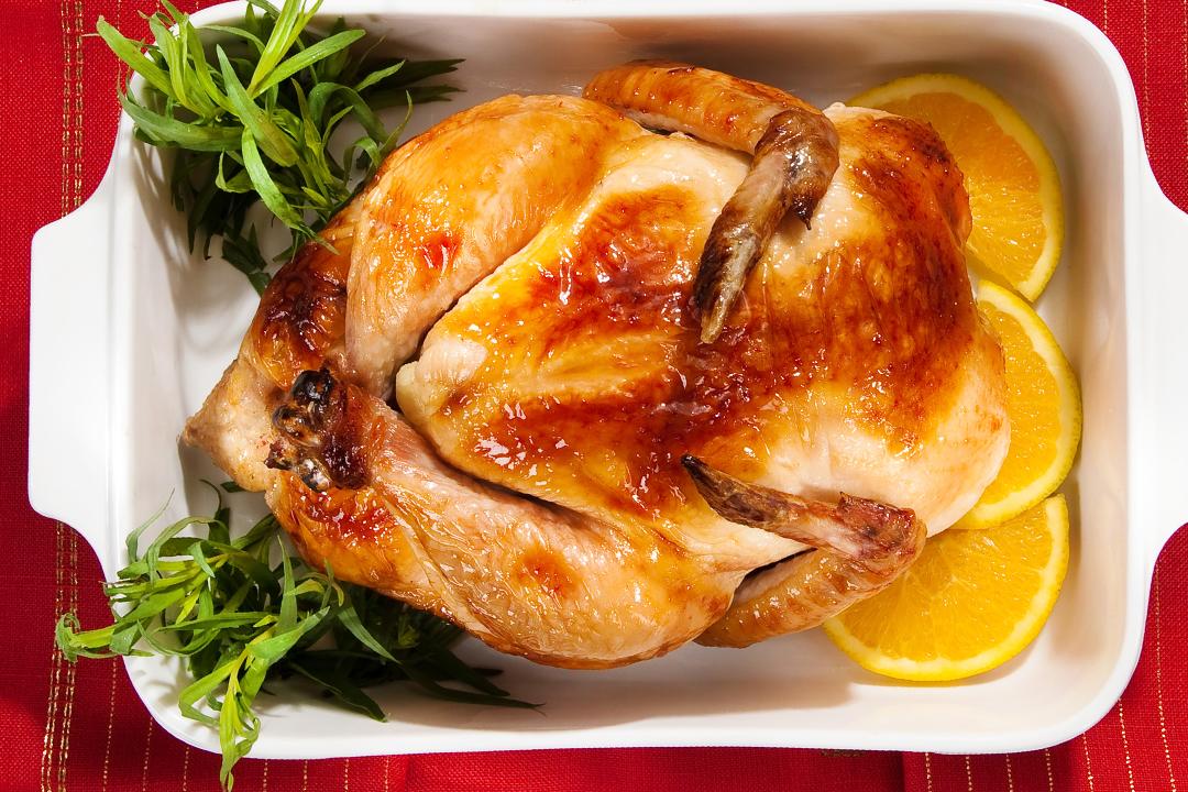 Pollo al licor