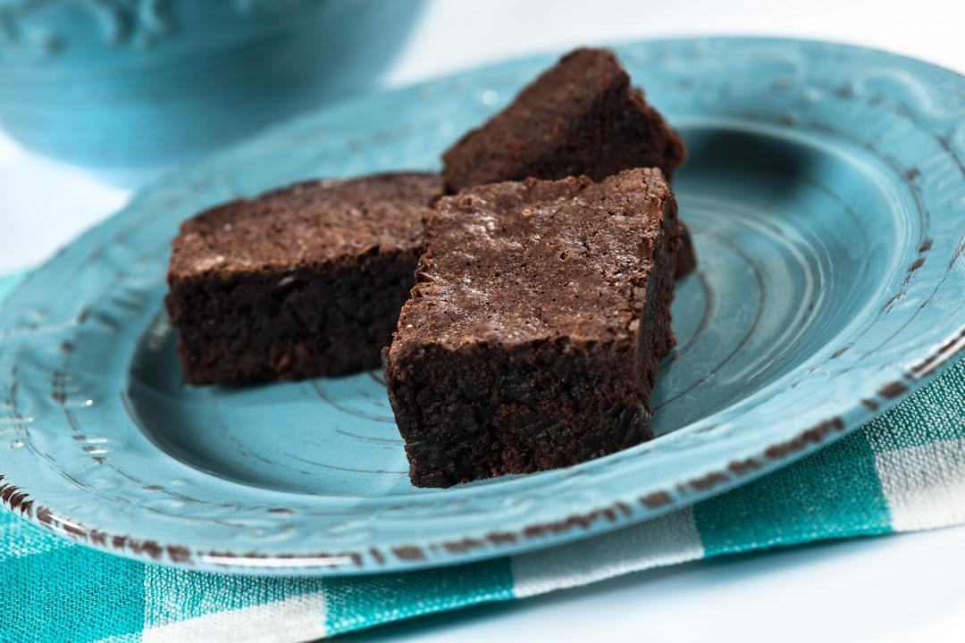 Brownie de chocolate casero