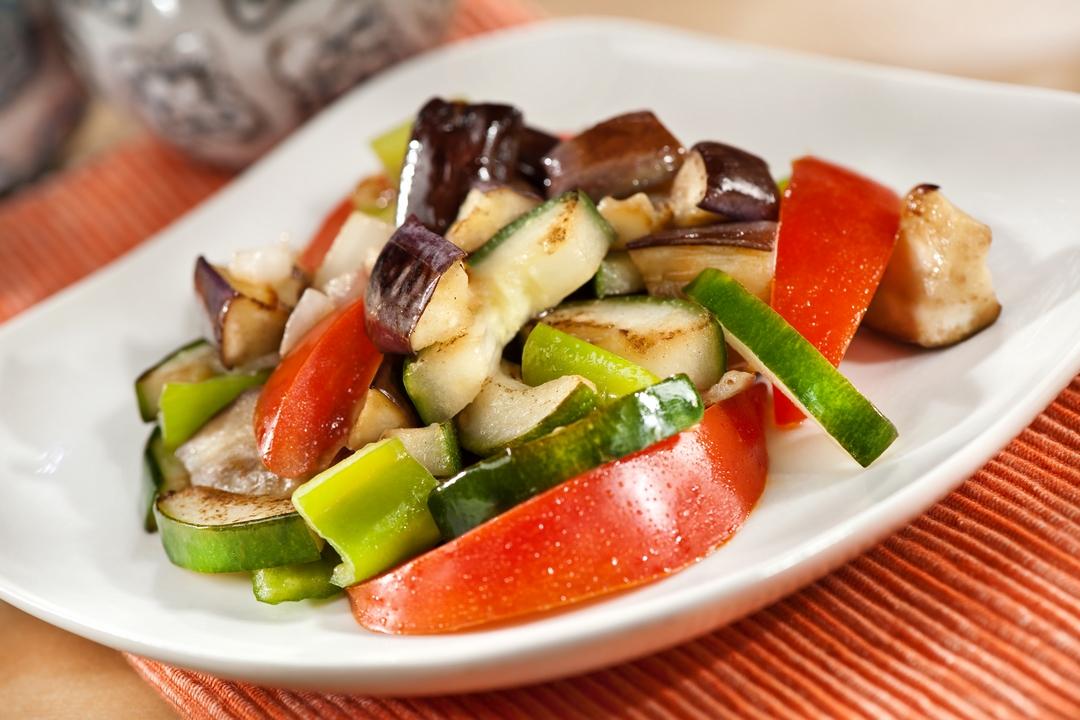 Verduras mixtas