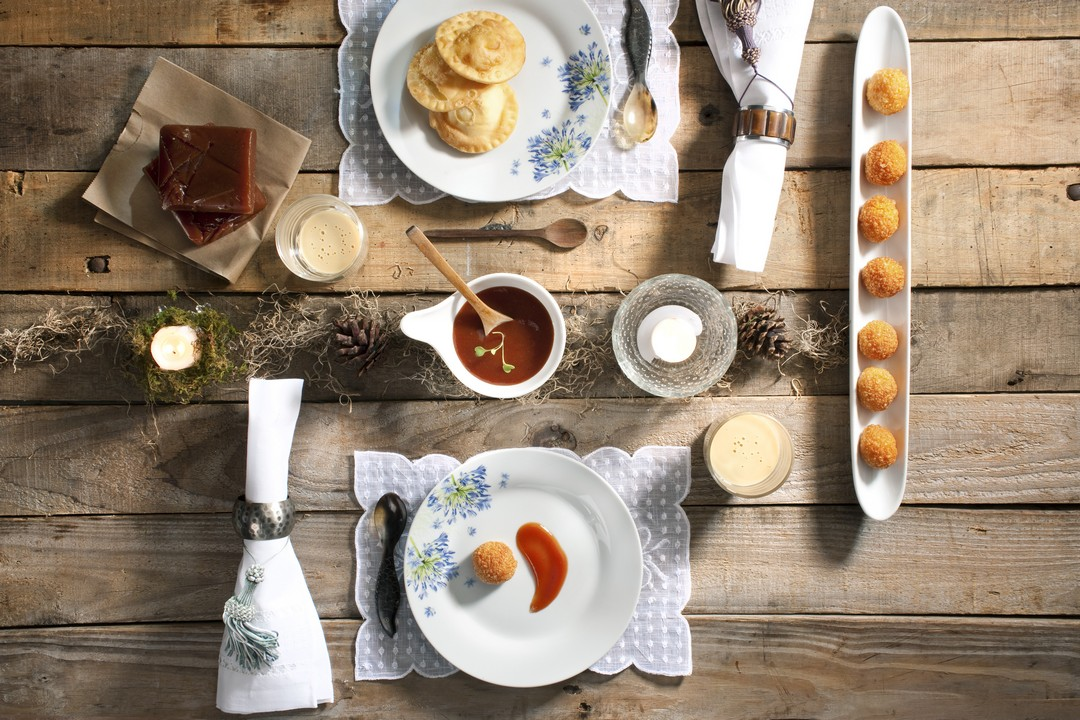 Salsa de guayaba para acompañar pastelitos