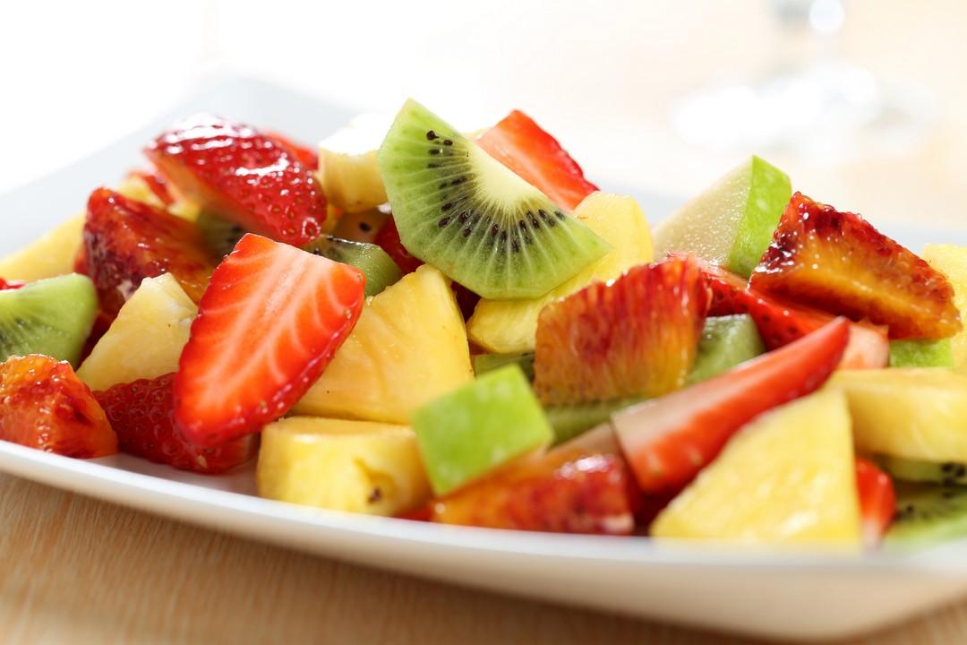 Ceviche de frutas