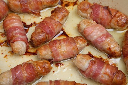 Bacon Cheese Wieners