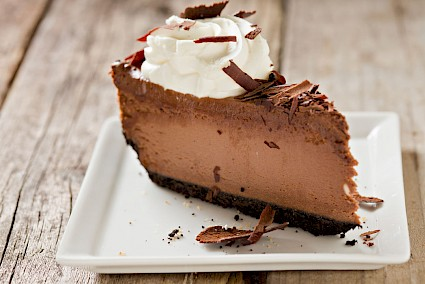 Cheesecake de Chocolate (sin hornearse)