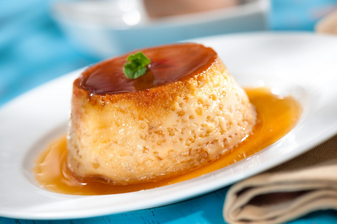 flan flan in a can the smoothest flan coconut rum flan chestnut flan ...